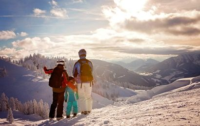 Vacaciones de esquí en el norte de la Selva Negra